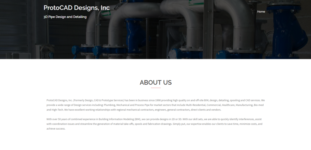 ProtoCAD Designs, Inc. - Snapshot
