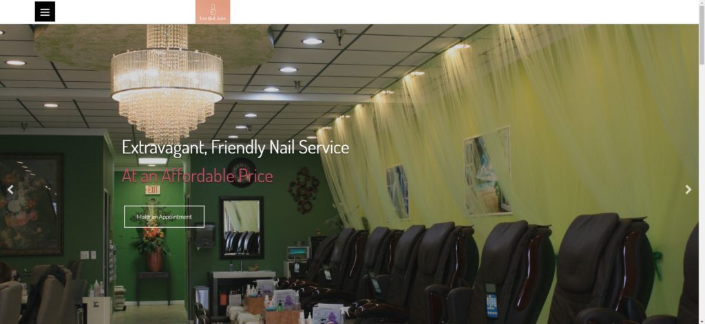 Van Nail Salon - Snapshot